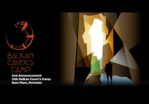 12-th Balkan Cavers Camp in Romania - 2-8 July 2018