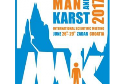 First circular for Man and Karst 2017